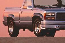 "88-98 Chevy GMC CK Truck 2-Door Tahoe Yukon Xenon Urethane 1.75"" Fender Flares"
