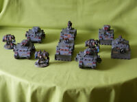 WARHAMMER 40K SPACE MARINES ARMY SPACE WOLVES VEHICLES - MANY TO CHOOSE FROM