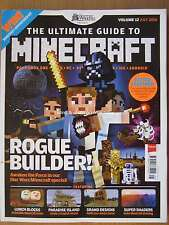 The Ultimate Guide to Minecraft July 2016 Volume 12 Games Master PS4 XBox PC