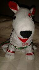 Bullseye Target Dog Limited- Stuffed Animal Plush - 2008 Summer Olympics - Italy