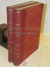 MEDICINA DERMATOLOGIA - V. Montesano: MANUALE di Malattie cutanee 2 Voll. 1928