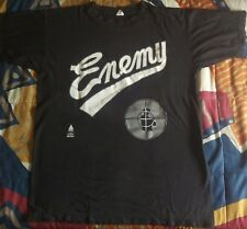 T-SHIRT XL PUBLIC ENEMY OFFICIAL VINTAGE