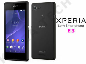 Sony Xperia E3 D2203 1GB RAM LTE 4G without Simlock Bluetooth GPRS GPS Quad-Band
