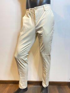 pantalone uomo chino Sixty Five 98%cotone 2%elastan season P/E colore corda