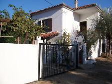 Wohn-/Ferienhaus Griechenl. Bucht von Volos 100m vom Naturstrand ggü. d. Pilion