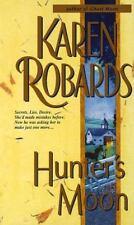 Hunter's Moon by Karen Robards (1996, Paperback Book Thriller Romance