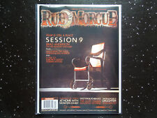 "RUE MORGUE MAGAZINE #168 - ""Session 9"" Cover July 2016"