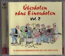 Überholen ohne Einzuholen - Vol.2 (2 CD´s) 25 Deutsch Demokratische Hits aus dem