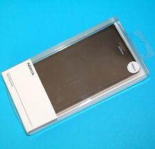 Official GNUINE Nokia Slim Flip Wallet Case Cover CP-301 for Nokia 6 - BLACK
