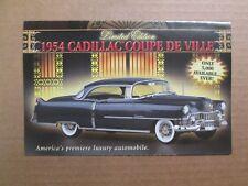 Danbury Mint Brochure 1954 Cadillac Coupe Deville LE