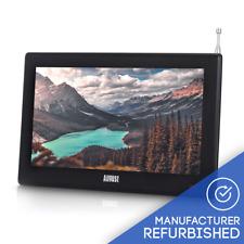 August DA100D - Tragbarer DVB-T2 HD Ready Fernseher mit EPG und Aufnahmefunktion