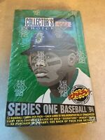 1994 Upper Deck Collectors Choice Series One Unopened Foil Pack Box - 36 Packs!