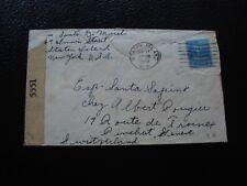 ETATS-UNIS - enveloppe 17/4/1945 (B14) united states