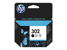 Original HP f6u66ae Black nº 302 for Deskjet 1110 21303630 OfficeJet 3830 4650