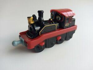 Chuggington Old Puffer Pete Engine 2013 Tomy Diecast & Plastic Thomas & Friends