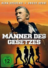 BRUCE DERN,KIRK DOUGLAS ALFONSO ARAU-MÄNNER DES GESETZES   DVD NEU DOUGLAS,KIRK