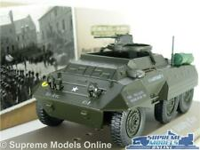 FORD M20 ARMOURED CAR MODEL TANK 1:43 SCALE MILITARY ARMY GREEN ATLAS IXO WWII K
