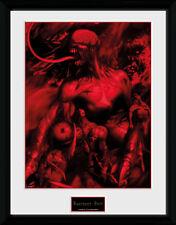 Resident Evil Impresión De Coleccionista De Montaje