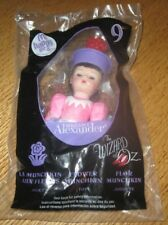 2008 Madame Alexander Wizard of Oz McDonalds Doll - Flower Munchkin #9