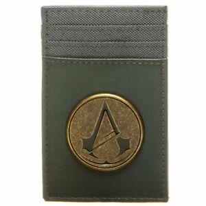 Assassins Creed Unity Front Pocket Card Wallet