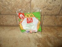 McDonald's Happy Meal 1994 Ronald Rev-Up Vehicle, New (A02)