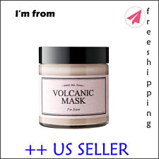 I'm from Volcanic Mask 110g (Natural pure volcanic clay mask) - US SELLER