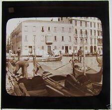 Sepia 1890s Collectable Antique Photograph Slides (Pre-1940)