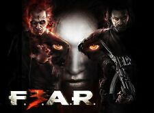 3 PC llave de código de vapor miedo nuevo juego rápido región libre de descarga F.e.a.r