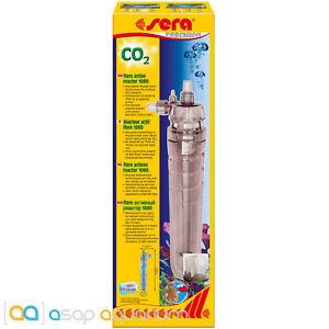 Sera Flore 1000 CO2 Reactor for Freshwater Planted Aquariums Sera Precision