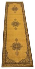 Persian Medallion Runner Rug Slip Skid Resistant Rubber Backing 2' x 7' 2 by 7