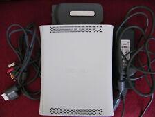 XBOX 360 FAT con modifica + HD 15 gb + Alimentatore + cavo audio/video component