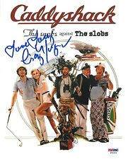 Cindy Morgan Signed Caddyshack Authentic Autographed 8x10 Photo PSA/DNA #W35835