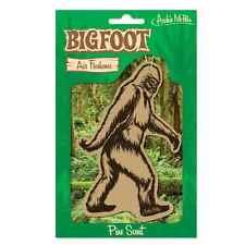 Sugar Skull Bigfoot Air Freshener Car Gift Fun Kitsch Retro Novelty Sasquatch