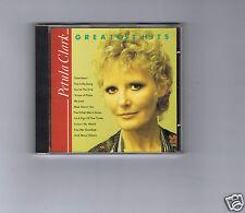 CD PETULA CLARK GREATEST HITS (CLEO HOLLAND)