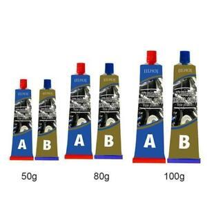 Industrial Heat Resistance Cold Weld Metal Repair Paste Glue Gel B & A V5S4