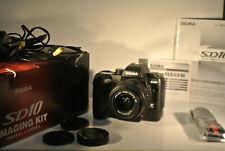 Sigma SD10 Digitalkamera m. Objektiv 18-50 (SN:2006374)(61)