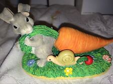 """Charming Tails """"Tuggin' Two-Some"""" Dean Griff Silvestri Carrots Easter Spring"""