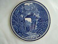 "Souvenir Vintage 6"" Ceramic Trivet TILE Natural Bridge of Virginia"