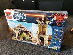 Lego Star Wars 9516 Jabba´s Palace - NEU in OVP - MISB - International Shipping