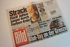 BILDzeitung 11.02.1998 Februar 11.2.1998 Geschenk 22. 23. 24. 25. Geburtstag