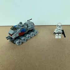 Lego Star Wars Microfighters 75028 Clone Turbo Tank with Instructions No Box