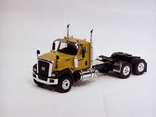 """Caterpillar CT680 6x4 Truck Tractor - """"YELLOW"""" - 1/50 - WSI"""