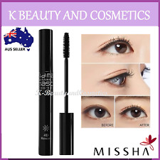 [MISSHA] The Style 4D Mascara 7g Square Black