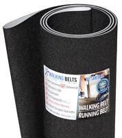 Life Fitness 95Ti S/N: CLT Treadmill Walking Belt 2ply Sand Blast +Free 1oz Lube