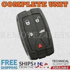 Keyless Entry Remote for 2008 2009 2010 2011 2012 Land Rover LR2 Car Key Fob
