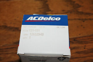 Engine Coolant Thermostat ACDelco GM Original Equipment 131-151 GM 12632948