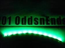 "RC Waterproof Superbright Green LED Strips Night Flying 8"" BPCB Quadcopter JST"