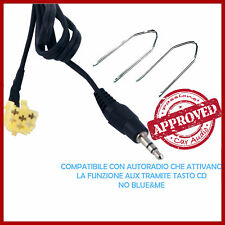 Cavo Aux Idea Panda Ypsilon 500 Musa Tasto CD + chiavette