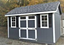 Storage Shed 10x12 , wood,