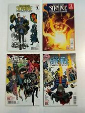 Doctor Strange and the Sorcerers Supreme 1 - 12 Full Series NM + Variant